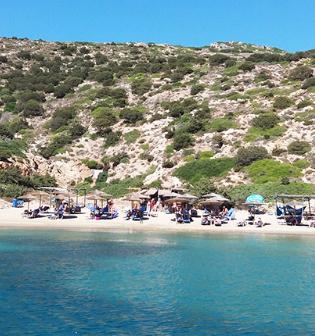 Thema strandvakantie
