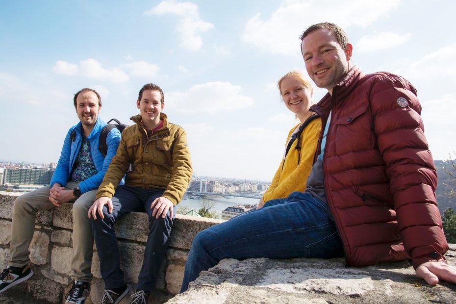 Het reporters team van reisblog Liefde voor Reizen!