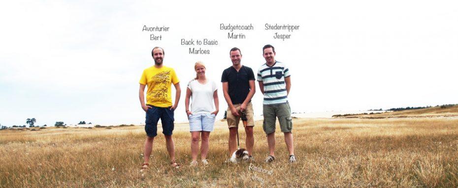 Het team van Liefde Voor Reizen!