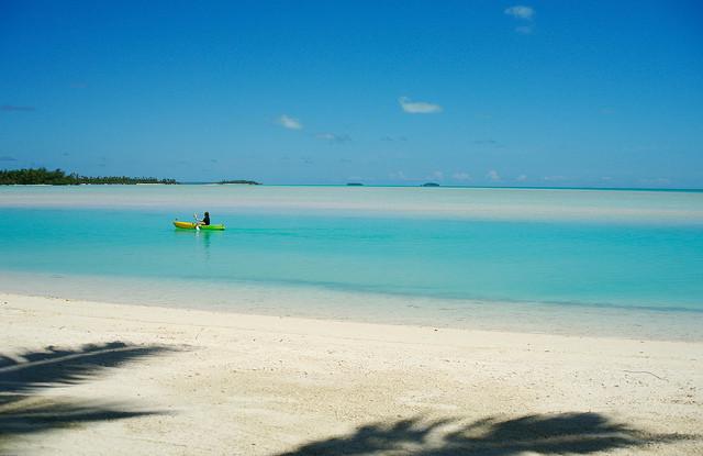 Eiland Aitutaki
