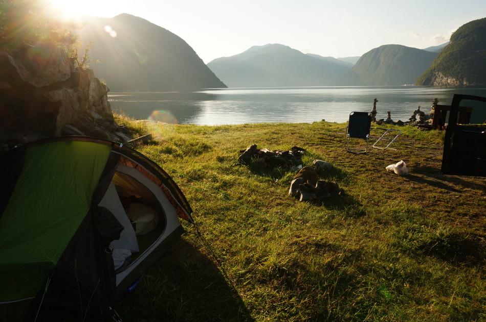 Geniet van de mooiste landschappen tijdens je camperreis door Noorwegen