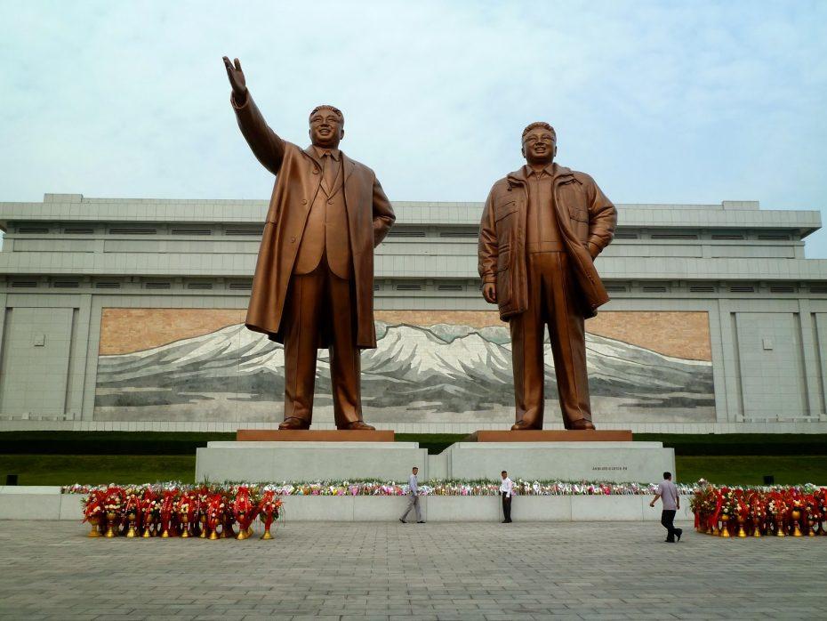 Bestemming onbekend: Noord-Korea!