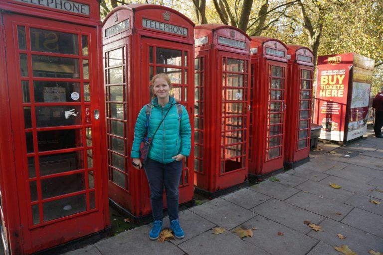 Reisverslag Londen