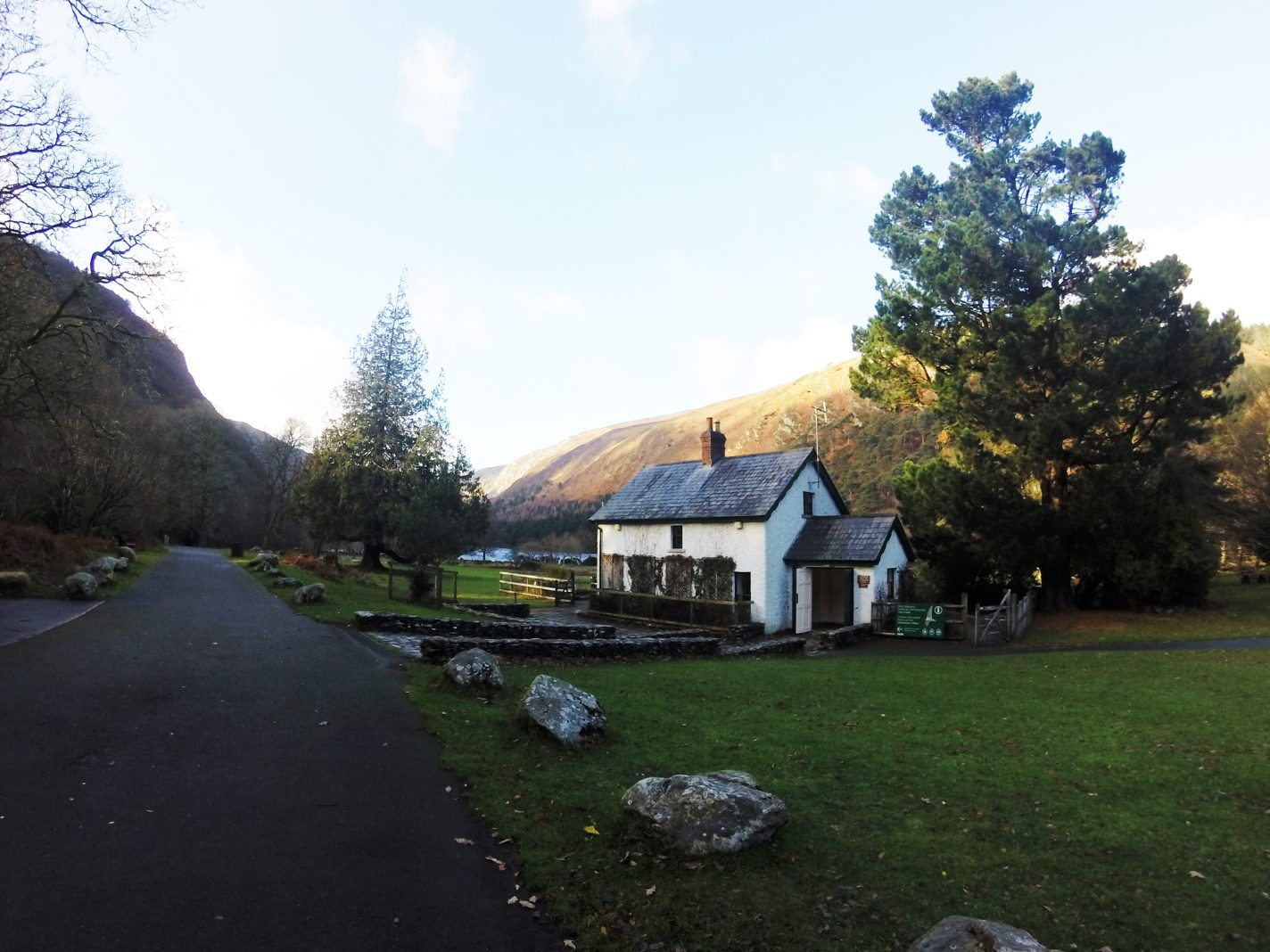 Natuurgebied Glendalough