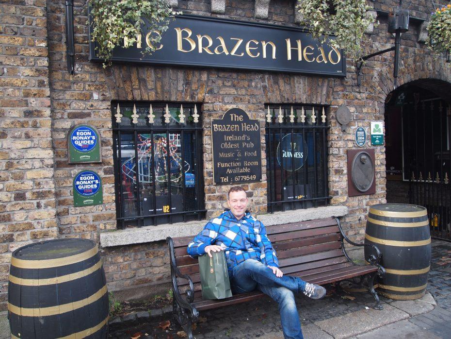 Oudste pub van Dublin