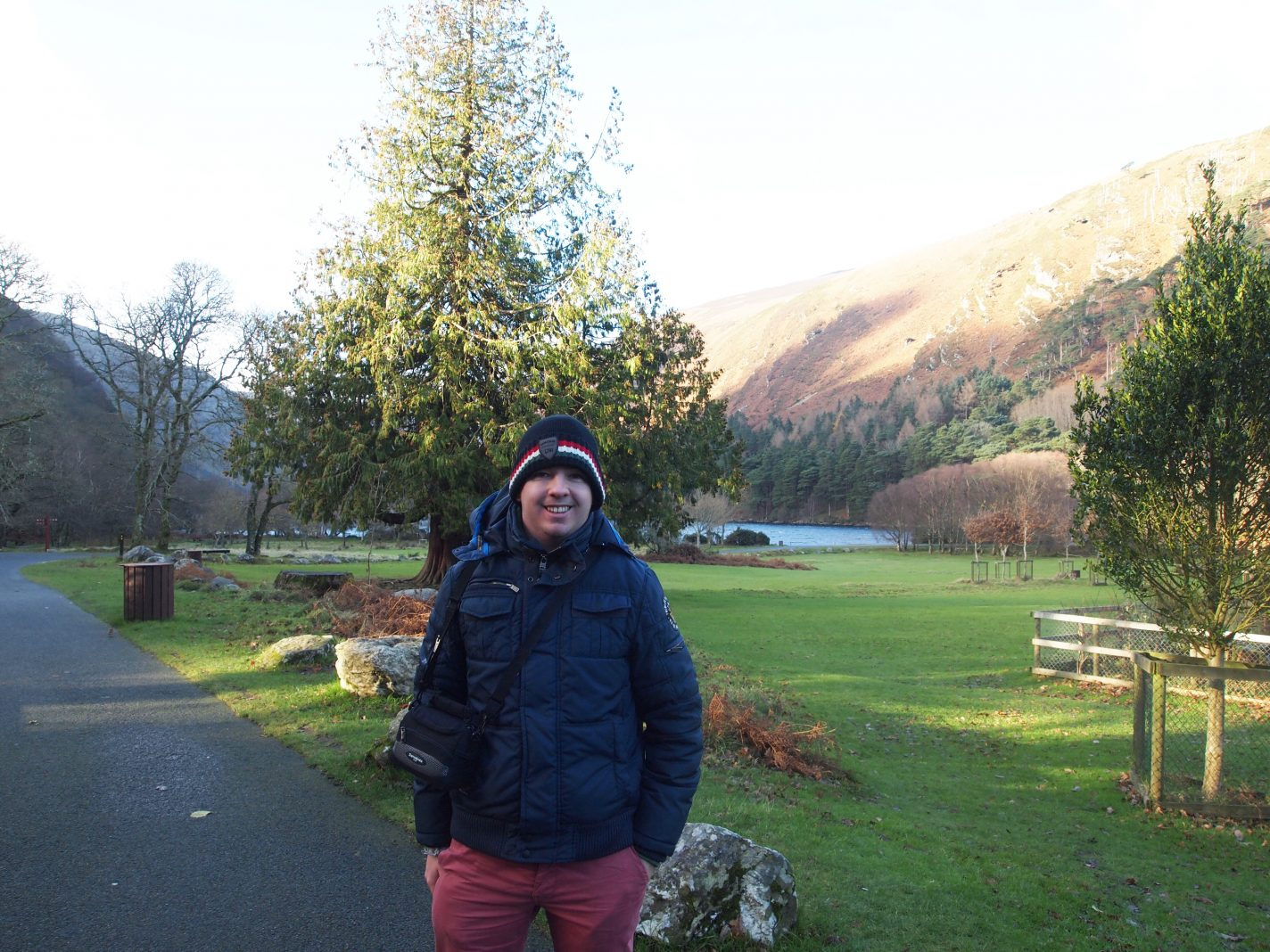Wandelgebied Glendalough - Ierland
