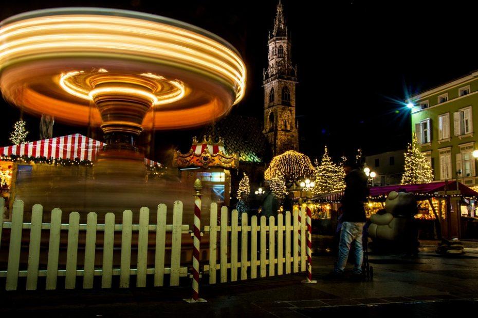 Kerstmarkt in Düsseldorf