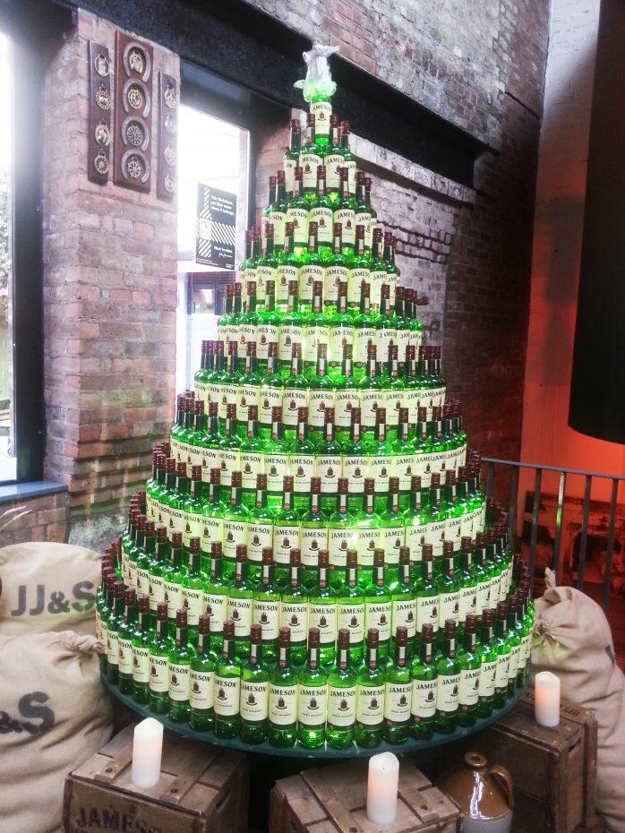 kerstsfeer in Dublin 2014