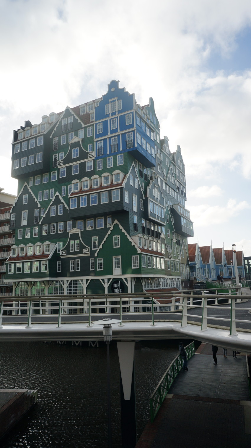 Het Inntel Hotels Zaandam