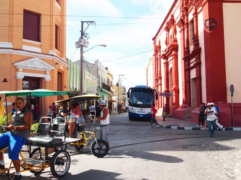 Kruising in Camaguey - Cuba