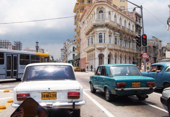 Tour met de Coco Taxi in Havana