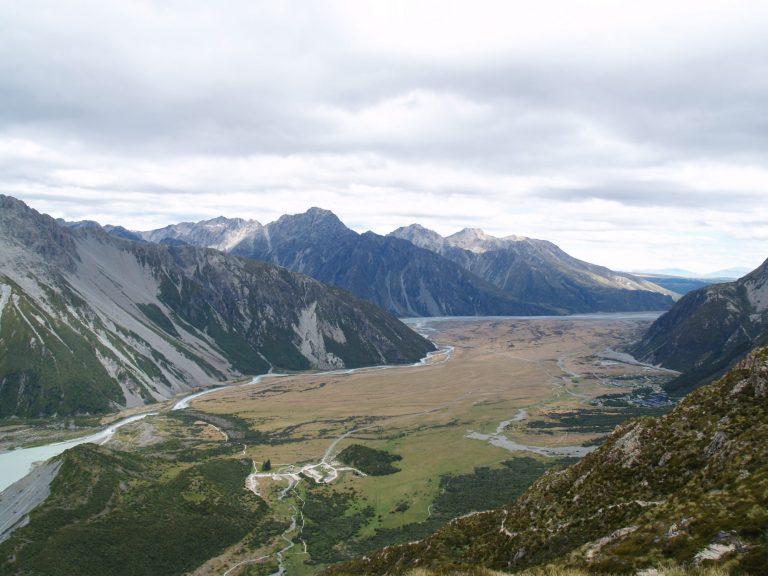 Jesper zijn nummer 1: Nieuw-Zeeland