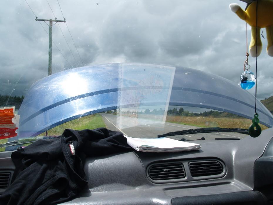 En Jawel... autopech! - reisblog Nieuw Zeeland