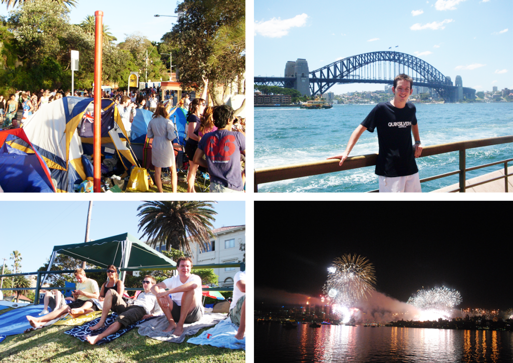 Oud & Nieuw vieren in Sydney