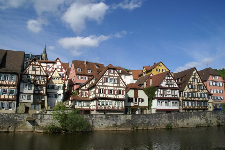 Sprookjesachtig stadje: Schwäbisch Hall in Duitsland