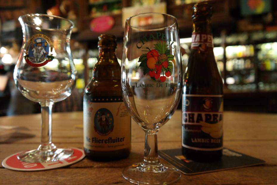Bier bij de Dulle Griet