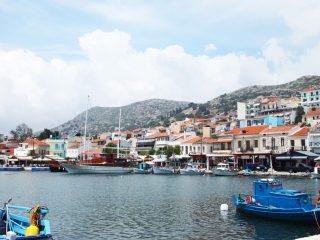 Op nummer 1 het Griekse eiland Samos