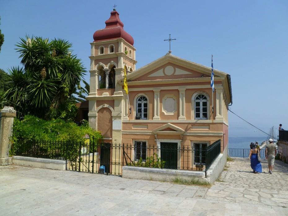 Op nummer 3 het eiland Corfu