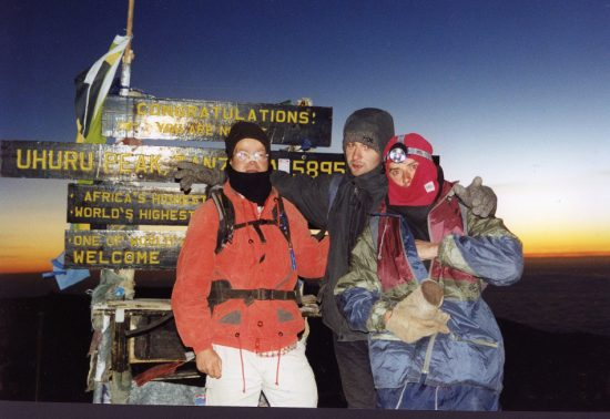 De Kilimanjaro is niet het paradijs op aarde