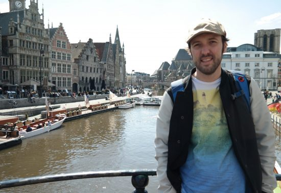 Reisverslag België: Reporter Bert in Gent