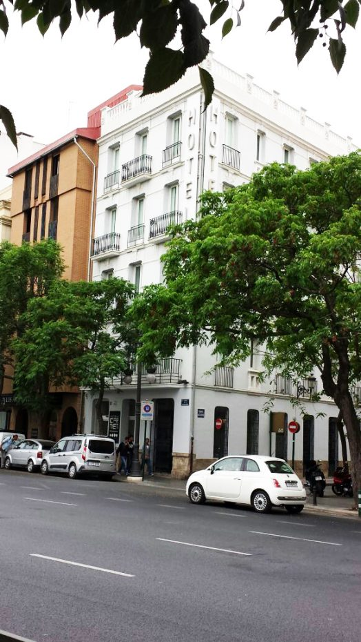 Hotel Del Carmen in Valencia