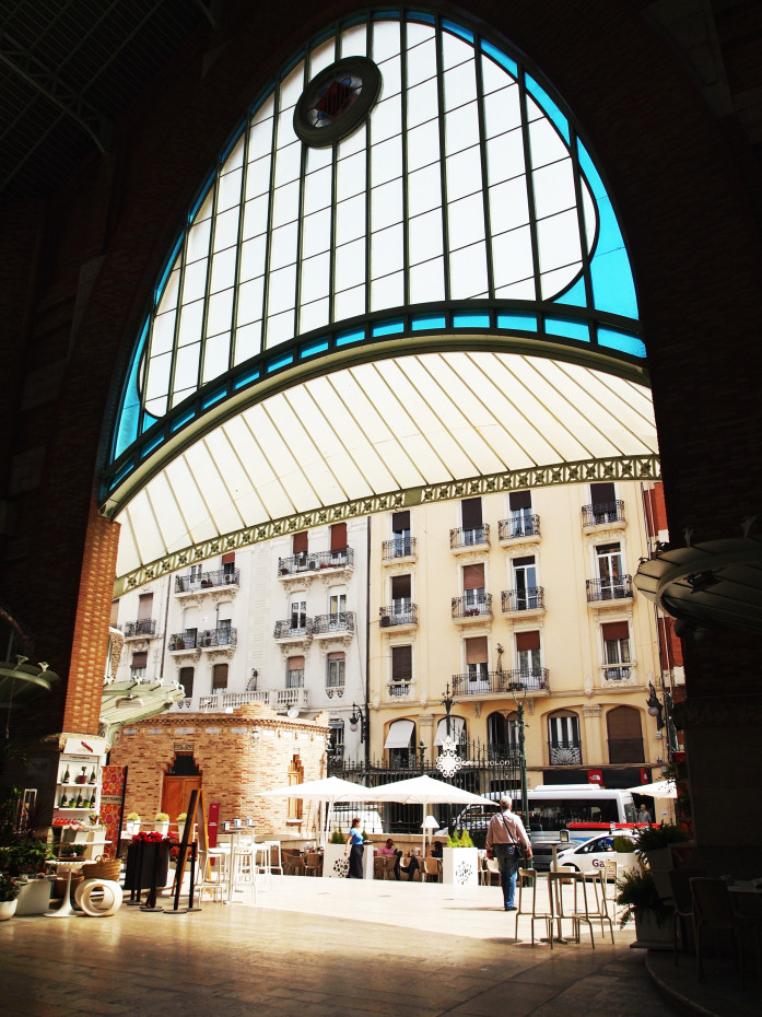 Markthal in Valencia