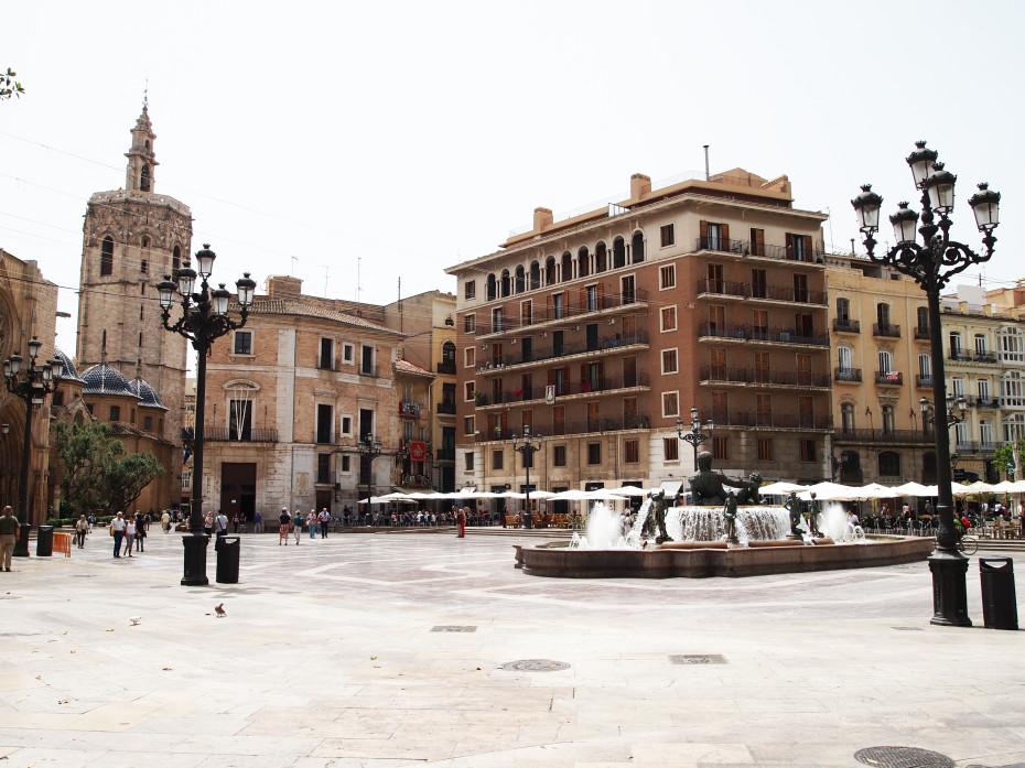 Valencia is werkelijk waar een openluchtmuseum