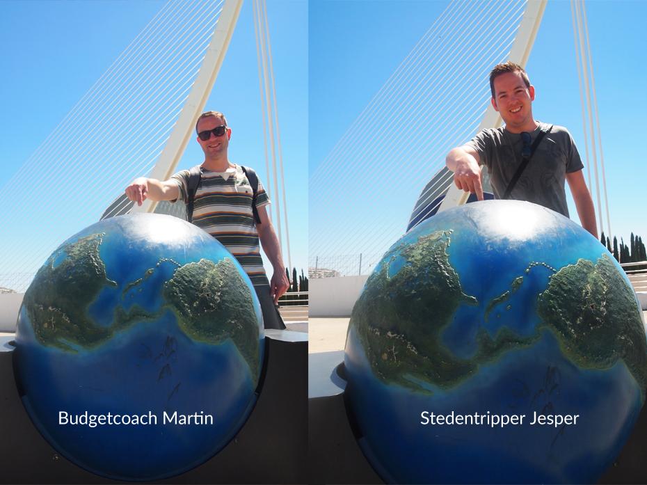 Reporters Martin & Jesper in Valencia (Spanje)