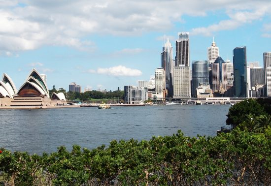 Top 5 hotspots in Sydney - Australië