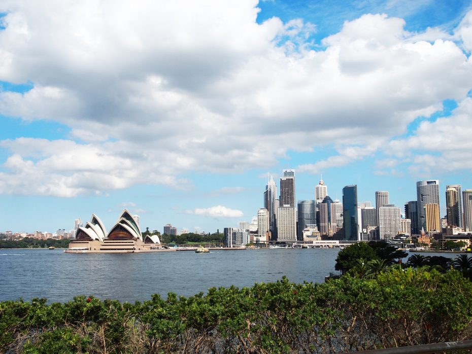 Top 5 hotspots in Sydney