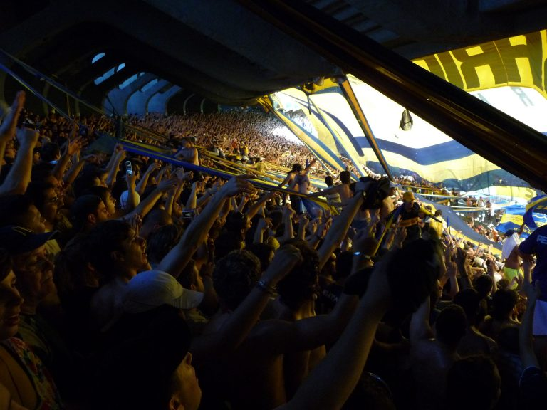 Onverwachtse reismomenten: Voetbal is oorlog en zeker in Buenos Aires
