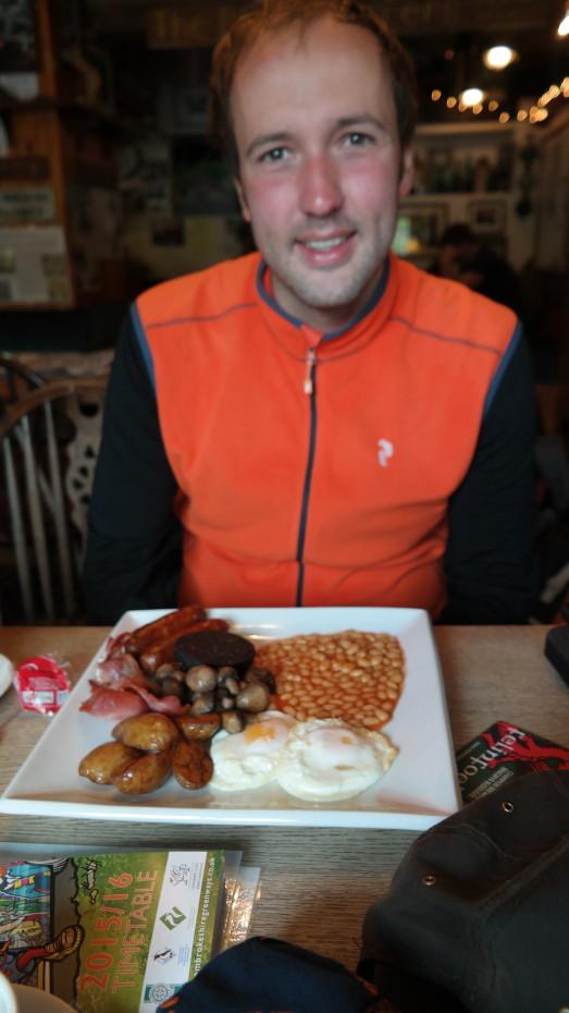 Welsh ontbijt