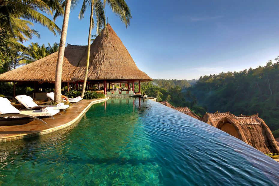 Viceroy Hotel in Bali, Indonesia