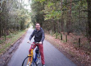 OV fiets huren in Nederland