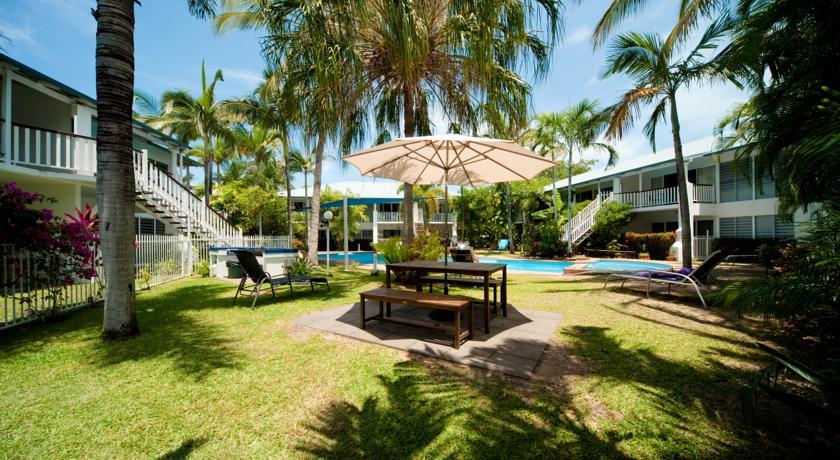accommodatie  western mango house resort  airlie beach