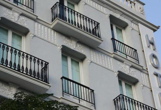 Hotel del Carmen in Valencia (Spanje)