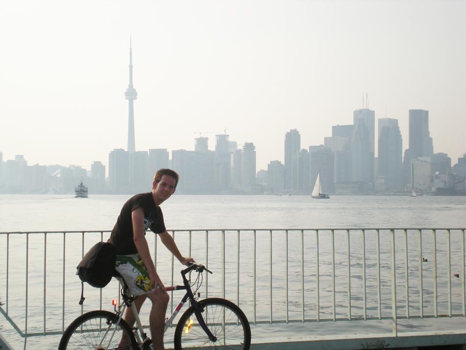 Fietsen in Toronto en omgeving!