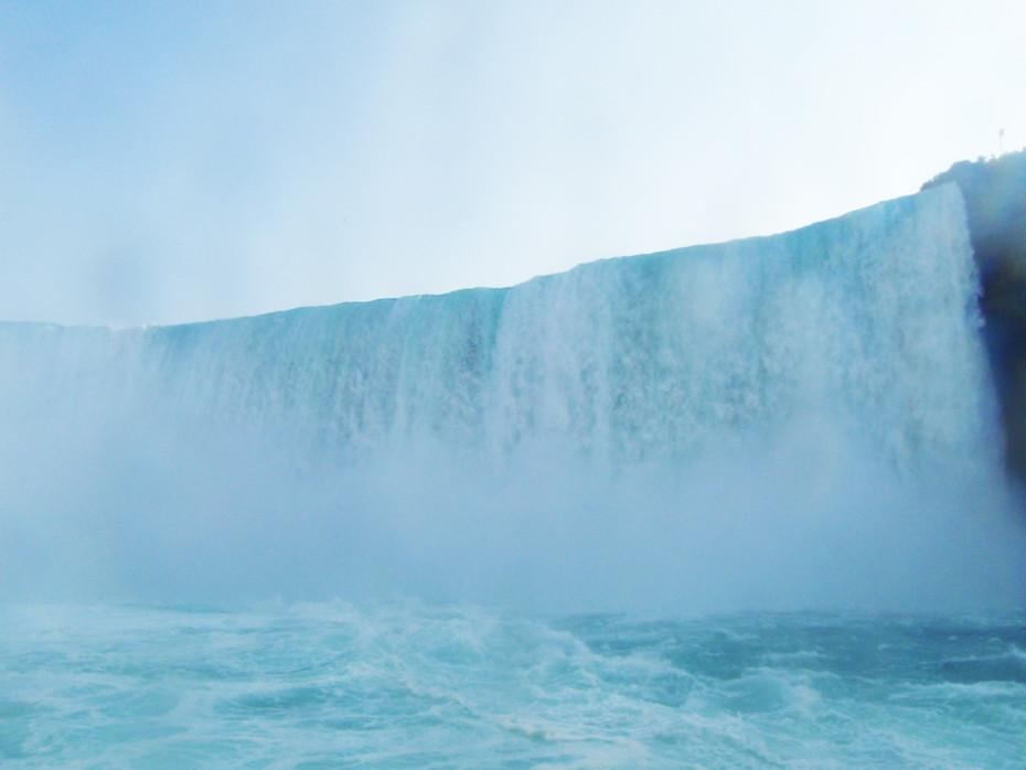 Niagara Falls, overdag