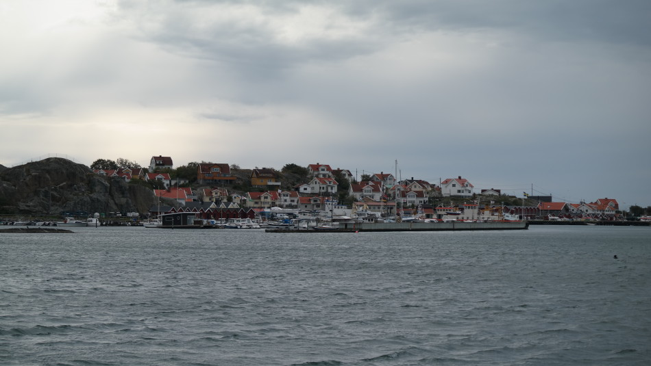 Boottocht langs de eilandjes aan de kust van Göteborg