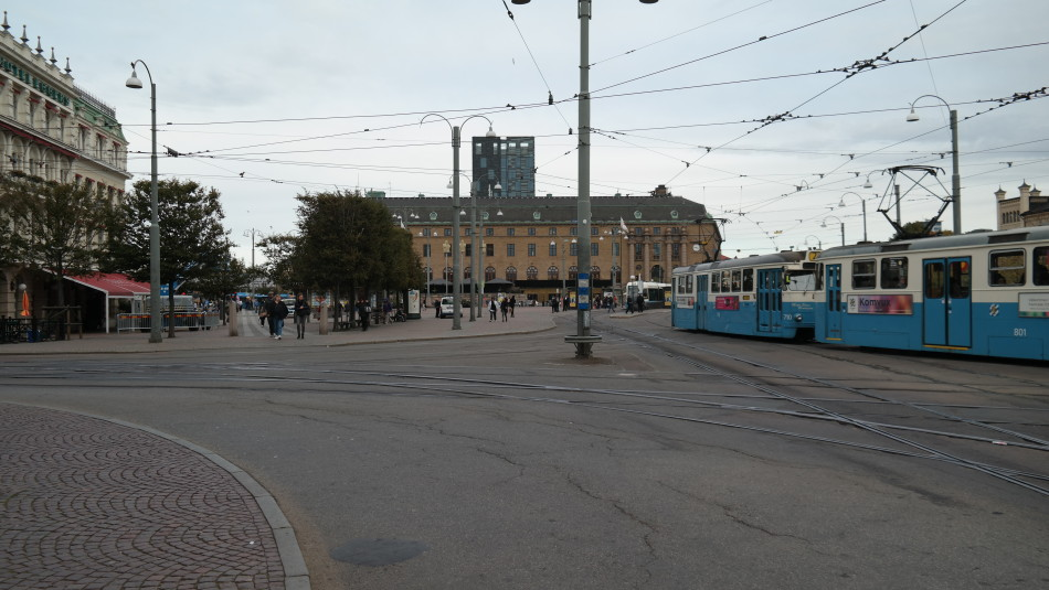 Central Station Göteborg