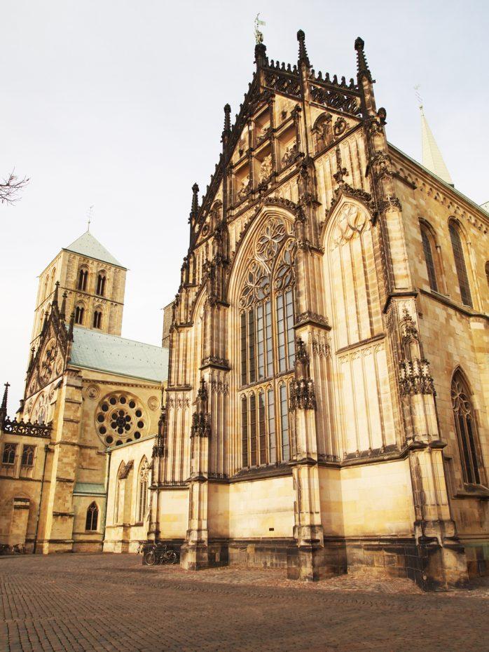 St.-Paulus-Dom op de Domplatz
