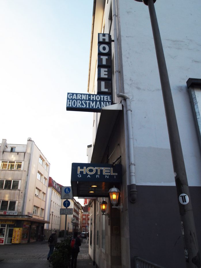 Hotel Horstmann in Münster