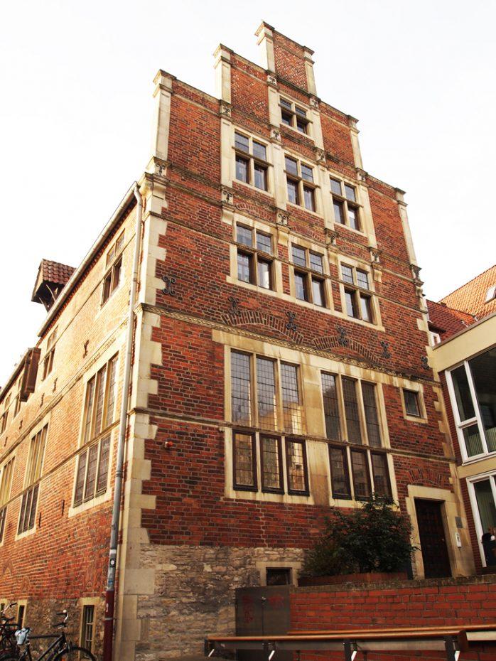 Oude bibliotheek van Münster