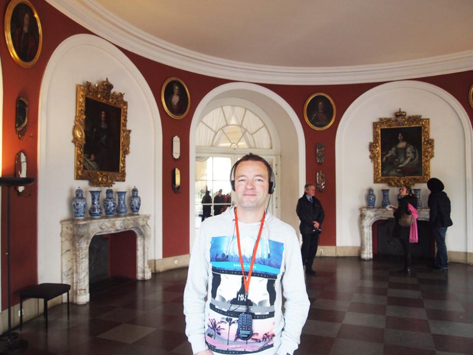 Reporter Martin Schloss Charlottenburg