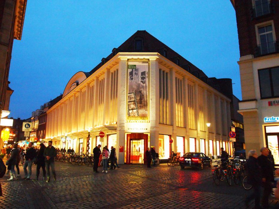 Het stadtmuseum in Münster