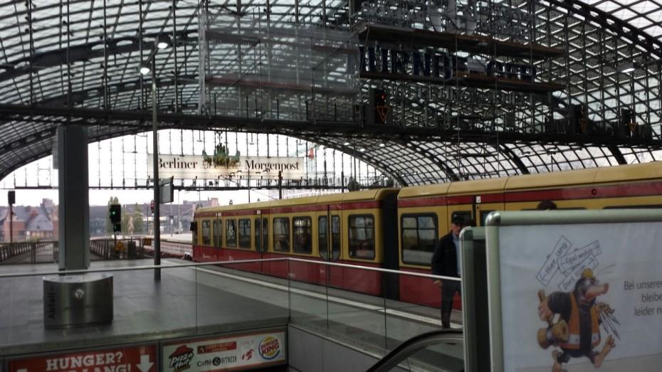 Station van Berlijn