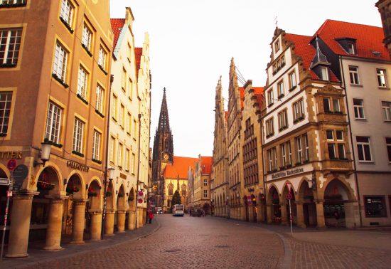 Geniet van historisch Münster!