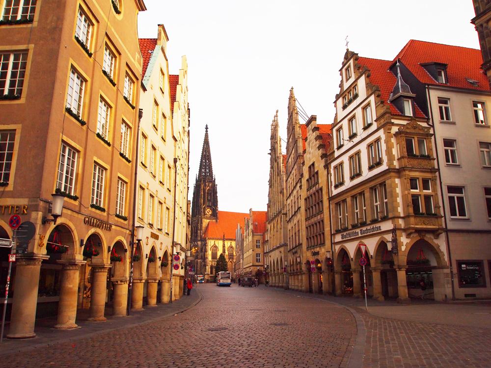 Geniet van historisch Münster - stedentrip kerst