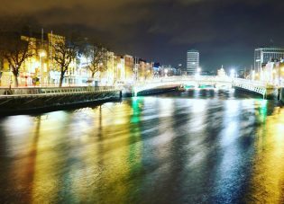 Fijne sfeer in de bruisende stad Dublin