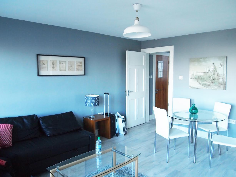 Woonkamer - Clifden House Apartments - Dublin